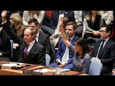 ΟΗΕ: Ομόφωνη απόφαση του Συμβουλίου Ασφαλείας για νέες κυρώσεις κατά  της Β. Κορέας…
