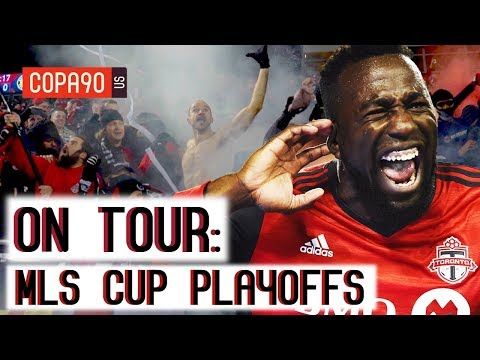 Video: Toronto & Seattle Set For EPIC MLS Cup Rematch | On Tour Episode 7