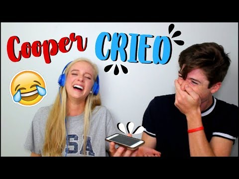 Calling People BUT We Can't Hear Them!! || (HE CRIED)
