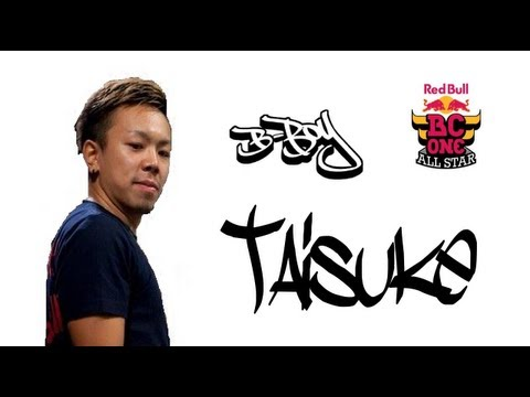 taisuke - (Nationality) Japan (Crew) Red Bull BC ONE All Stars The Floorriorz All Area Mighty Zull Kingz (Music) James Brown - Taisuke Train(Koji-rocK remix) Edited by...