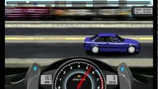 Drag Racing videosu