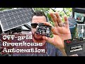 Download Lagu Off-grid Greenhouse and Garden Automation Mp3 Free