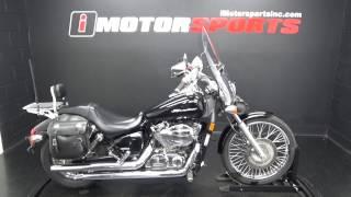 6. 2012 Honda Shadow Spirit 750 A2916 @ iMotorsports