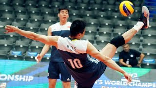 Video 30 Volleyball Digs That Shocked The World MP3, 3GP, MP4, WEBM, AVI, FLV Januari 2019