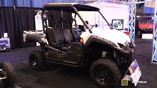 10. 2015 Yamaha Viking 700 SE Special Edition - Walkaround - 2014 St Hyacinthe ATV Show