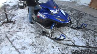 7. 2002 Yamaha SX Viper 700 Triple For Sale, Parts Only, Not Whole Machine