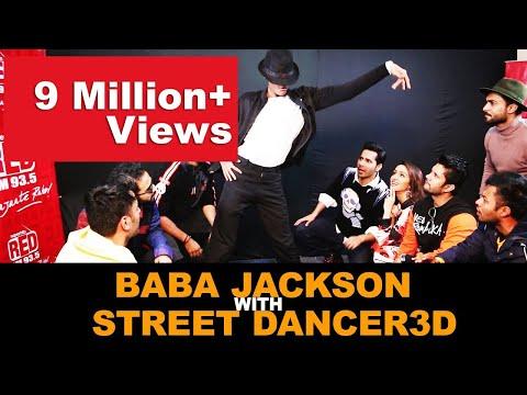 Street Dancers VS Baba Jackson   Varun Dhawan   Shraddha Kapoor   Red FM