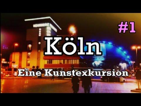 Köln - Eine Kunstexkursion: Tag 1 // Der Kölner Dom ...