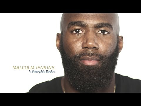 Video: Malcolm Jenkins | Salute to Service