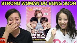 Download Video Strong Woman Do Bong Soon Trailer • Fomo Daily Reacts MP3 3GP MP4