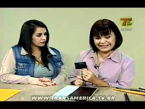 Tv Transamérica - Técnicas de efeito com betume colors Acrilex
