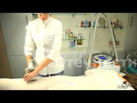 Вакуумно-роликовый массаж в студии красоты Ля Флер