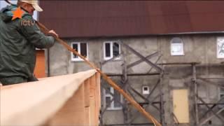 Деревянная дача с нуля