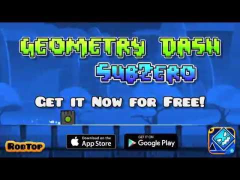 Geometry Dash SubZero Released! (видео)