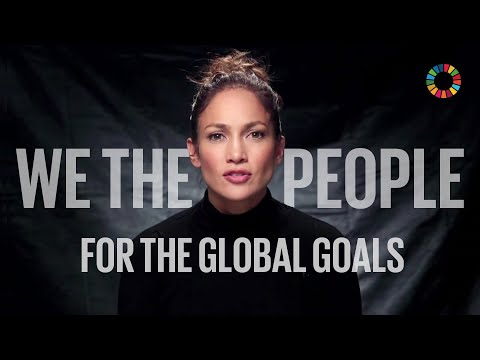 """we the people"" global goals - spot propaganda del n.w.o."