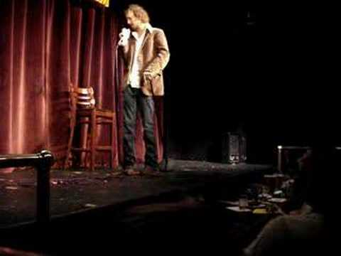 Chris Porter Standup Funny Farm Comedy Club (1 of x)