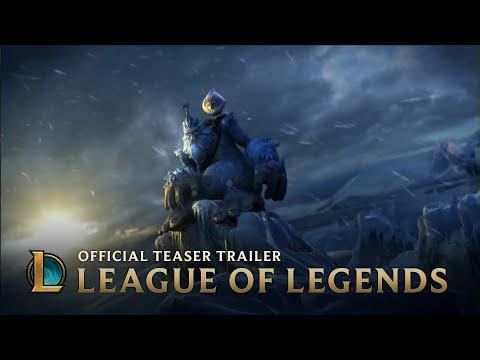 League of Legends - Teaser Trailer
