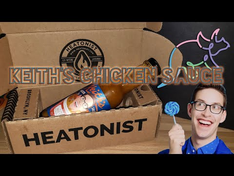 Keith's Chicken Sauce Review [Keith Habersberger from The Try Guys]