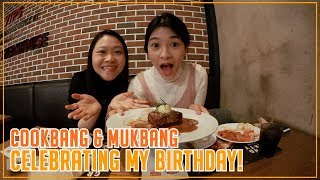 Video [Ameliyagi] BIRTHDAY SEAWEED SOUP COOKBANG & VIPS MUKBANG! MP3, 3GP, MP4, WEBM, AVI, FLV Juni 2019