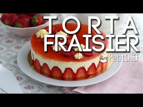 torta fraisier - ricetta golosa