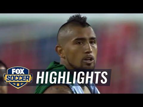 Chile vs. Bolivia   2016 Copa America Highlights