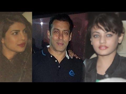 Stars Come Down For Salman Khan's Midnight Birthda