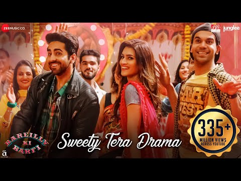 Video Sweety Tera Drama | Bareilly Ki Barfi | Kriti Sanon, Ayushmann, Rajkummar | Tanishk | Pawni , Dev download in MP3, 3GP, MP4, WEBM, AVI, FLV January 2017