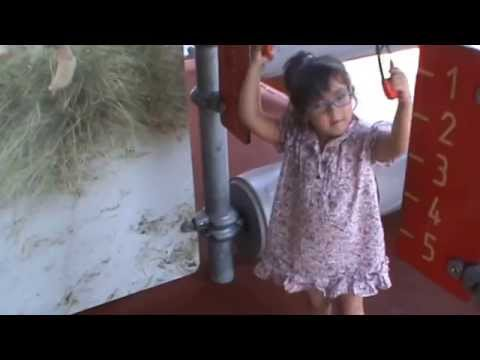 Veure vídeoSíndrome de Down: Violeta en las anillas