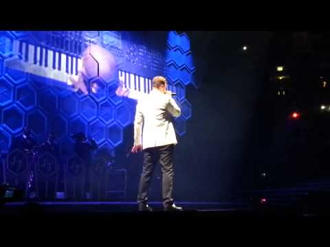 Justin Timberlake – My Love – The 20/20 Experience Tour – Live in Manchester 07/04/14