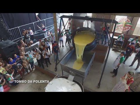 Festa da Polenta em Venda Nova do Imigrante  07 a 16 de Outubro 2004
