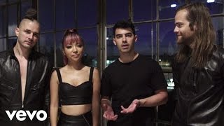 DNCE - Toothbrush (Behind The Scenes) Video