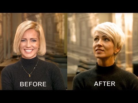 Bit long, but great idea to show your hair dresser next time you decide to go for a pixie =)