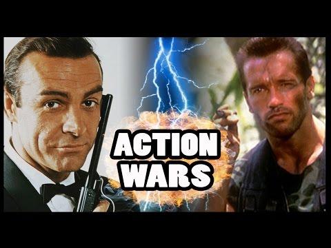DUTCH vs JAMES BOND - Action Hero Wars