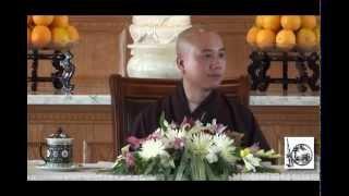 Người Cư Sĩ Viên Mãn 4 - Thầy. Thích Pháp Hòa (August 8, 2011)