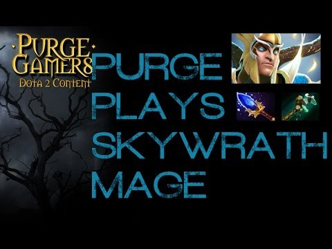Skywrath - I played a Skywrath Mage game the other day in solo que, and I thought this one was fairly fun and informative, so I have casted the replay, for the first ti...