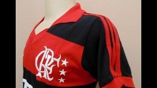 Apresentação da camisa retrô do Flamengo 1985 - 1987, camisa produzida pela Sports Retrô. Se interessou pelo nosso material segue abaixo link do site e ...