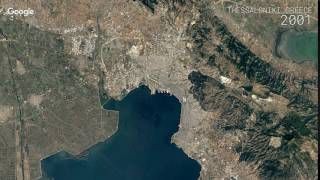 Thessaloniki Greece  city photos : Google Timelapse: Thessaloniki, Greece