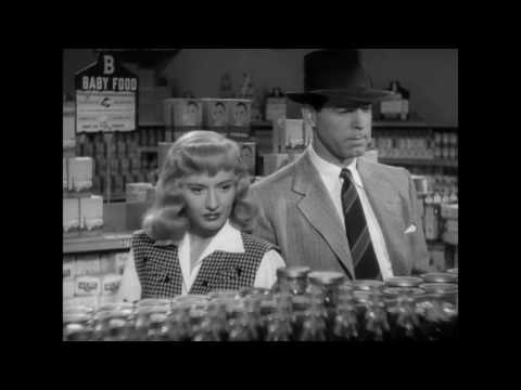 A Film Noir Review - Double Indemnity (1944)