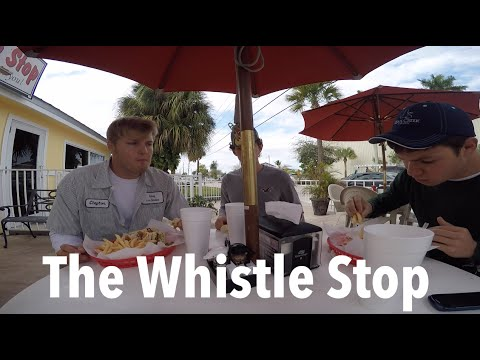 The Whistle Stop (Restaurant Review #1)