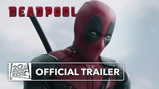 Deadpool | Red Band Trailer [HD] | 20th Century FOX, phim chieu rap 2015, phim rap hay 2015, phim rap hot nhat 2015
