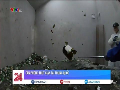Một căn phòng ở Trung Quốc cho phép bạn vào đập phá đồ đạc thoải mái để xả stress @ vcloz.com
