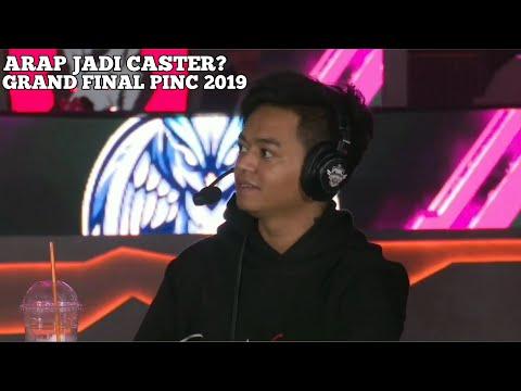 Kedatangan Reza Arap Oktavian Pada Grand Final PINC 2019 PUBG MOBILE INDONESIA