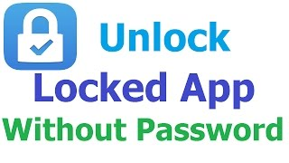 Unlock or Hack App Lock easily without entering password, pattern and root.Related Tags:hack app locker,hack app locker of android,how to hack applock in android,how to hack app lock password,hack app lock,how to hack app lockunlock applock,unlock applock without password,unlock app,unlock app without password,unlock app with fingerprint,unlock apps,device unlock app,how to unlock applock,unlock apps without password,how to unlock apps on android