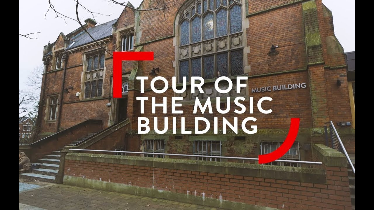 Video Thumbnail: Student tour of the Music Building