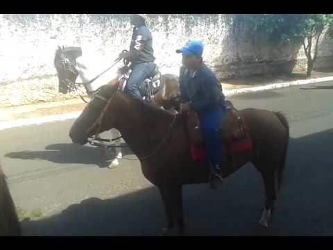 Cavalgada em Monte Alegre de Minas - 39º Expomonte - 2004