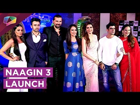 Launch Of Naagin 3 With The Starcast