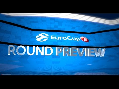 7DAYS EuroCup Round 8 Preview