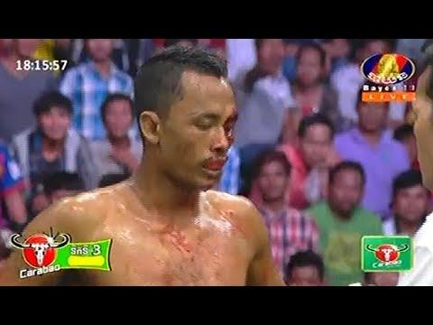 Em Lengly vs Vong Vichhai, Khmer Boxing Bayon 04 Feb 2018