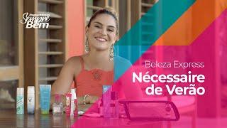 Beleza Express - Nécessaire De Verão