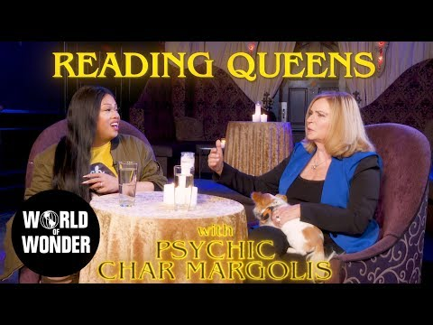 Jiggly Caliente: Reading Queens with Psychic Char Margolis